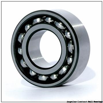 60 mm x 130 mm x 31 mm  NTN 7312 angular contact ball bearings