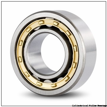 35 mm x 80 mm x 21 mm  ISO NUP307 cylindrical roller bearings
