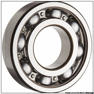 4,762 mm x 12,7 mm x 4,978 mm  NTN FLRA3 deep groove ball bearings