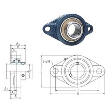 FYH UCFL313 bearing units