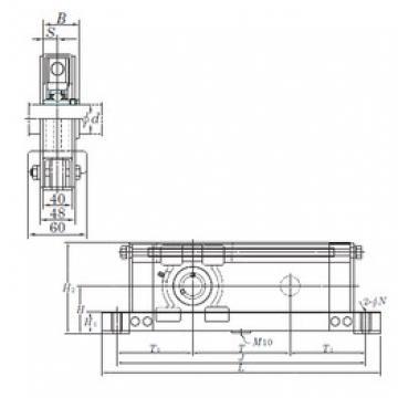 KOYO UCTL204-100 bearing units