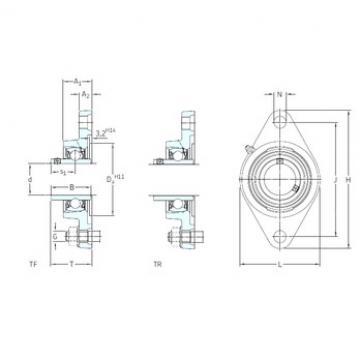 SKF FYTB 30 TF bearing units