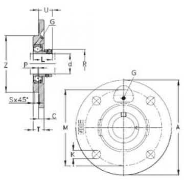 NKE PMEY45 bearing units