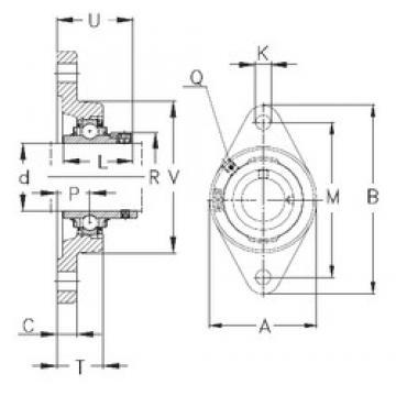 NKE RCJTY30-N bearing units