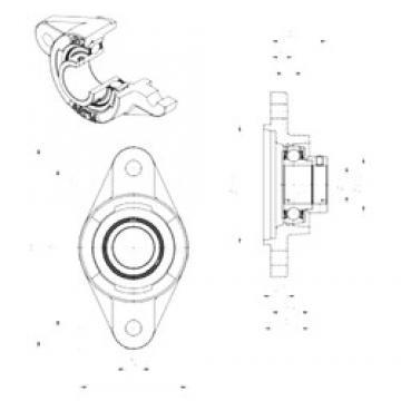 SNR ESFLZ206 bearing units