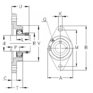 NKE PCJTY50-N bearing units