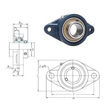 FYH UCFL208-25E bearing units