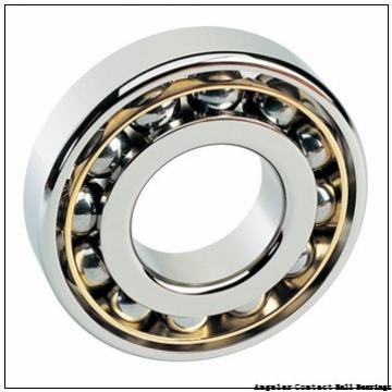 30 mm x 62 mm x 16 mm  NKE 7206-BE-TVP angular contact ball bearings