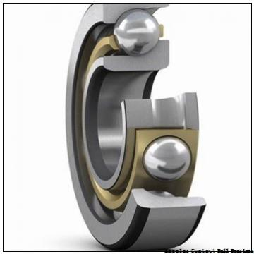 35 mm x 62 mm x 14 mm  NTN 5S-2LA-HSE007ADG/GNP42 angular contact ball bearings