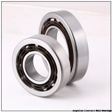 12 mm x 32 mm x 15.9 mm  NACHI 5201ANS angular contact ball bearings