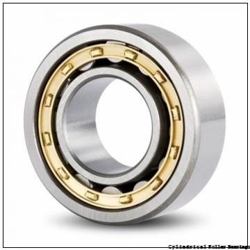 180 mm x 380 mm x 75 mm  NSK NJ336EM cylindrical roller bearings