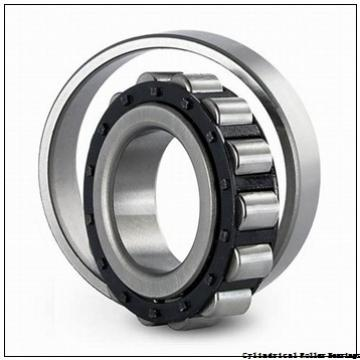 710 mm x 870 mm x 74 mm  NKE NCF18/710-V cylindrical roller bearings