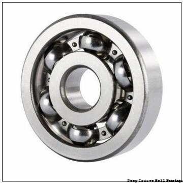 28,575 mm x 53,975 mm x 12,7 mm  CYSD R18-RS deep groove ball bearings