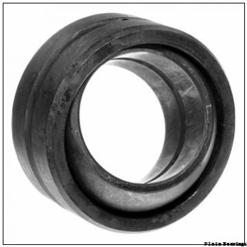 60 mm x 90 mm x 44 mm  ISB SA 60 C 2RS plain bearings