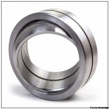 31.75 mm x 50,8 mm x 47,63 mm  SKF GEZM104ES-2LS plain bearings