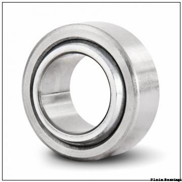 20 mm x 35 mm x 16 mm  SKF GE20ES-2RS plain bearings