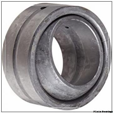 125 mm x 130 mm x 100 mm  INA EGB125100-E40 plain bearings