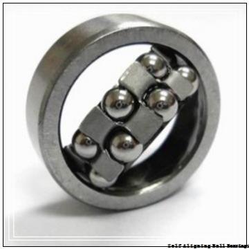 25 mm x 52 mm x 18 mm  ISO 2205K+H305 self aligning ball bearings