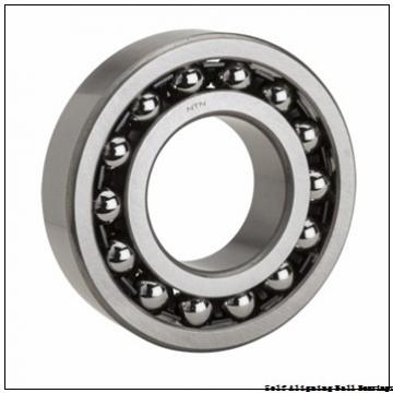 90 mm x 190 mm x 43 mm  NACHI 1318K self aligning ball bearings