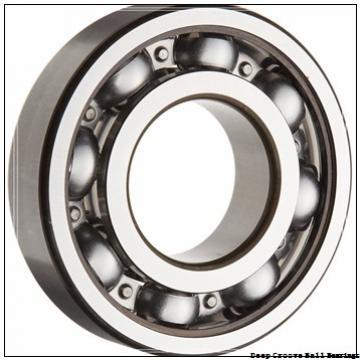 17 mm x 26 mm x 7 mm  SKF W 63803-2Z deep groove ball bearings