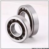 45 mm x 120 mm x 29 mm  SKF 7409 BGM angular contact ball bearings